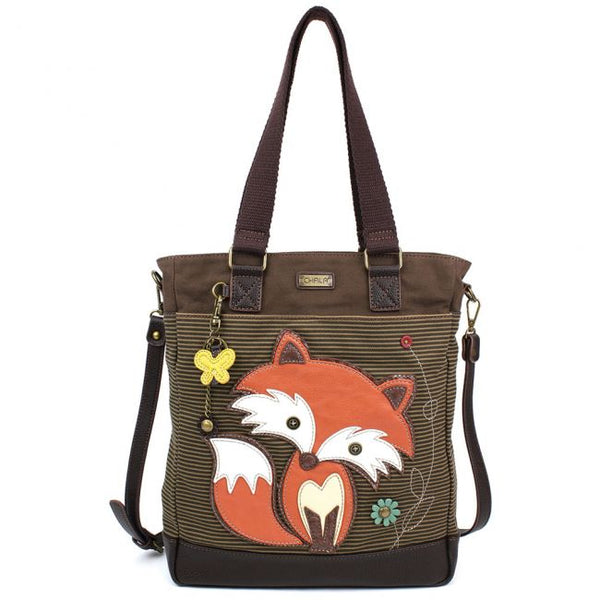 CHALA Work Tote Fox - Enchanted Memories, Custom Engraving & Unique Gifts