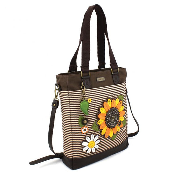 CHALA Work Tote Sunflower - Enchanted Memories, Custom Engraving & Unique Gifts