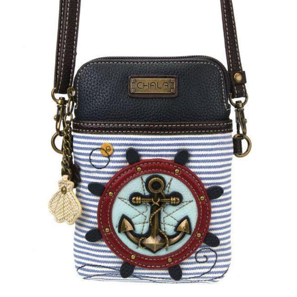 CHALA Anchor Cell Phone Crossbody Case | Enchanted Memories