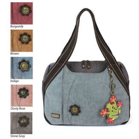 CHALA Bowling Bag Frog Handbag Animal Themed Purse