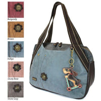 CHALA Bowling Bag with Wiener Dog