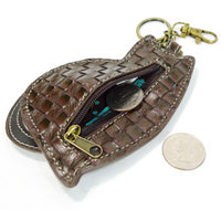 CHALA Cat Keyfob, Coin Purse, Purse Charm