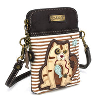 CHALA Cell Phone Crossbody Cat Side  | Enchanted Memories