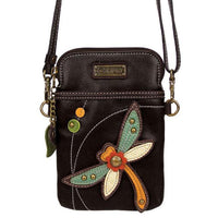 CHALA Dragonfly Cellphone Case Crossbody | Enchanted Memories