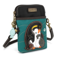 CHALA Penquin Cellphone Crossbody Case | Enchanted Memories