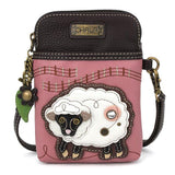 CHALA Sheep Cell Phone Crossbody Case | Enchanted Memories