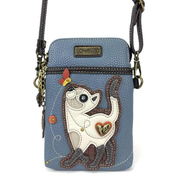 CHALA Siamese Cat Cellphone Crossbody | Enchanted Memories