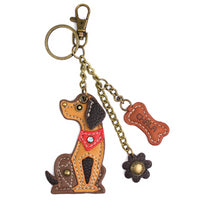 CHALA Dog Keychain - Enchanted Memories, Custom Engraving & Unique Gifts