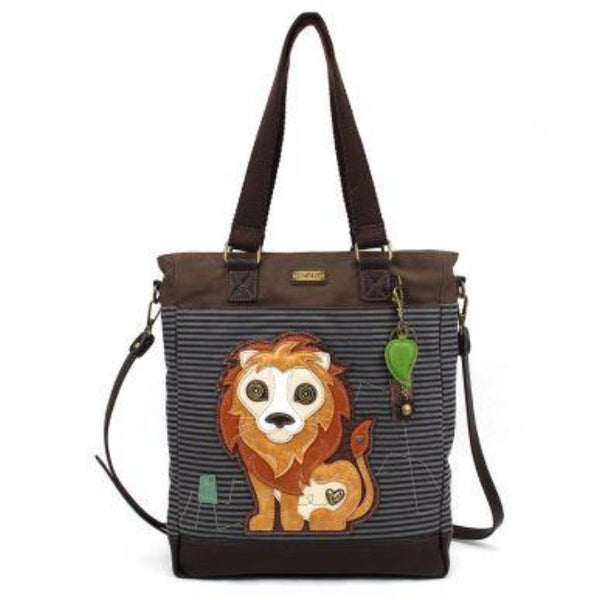 CHALA Work Tote Lion - Enchanted Memories, Custom Engraving & Unique Gifts