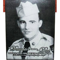 Mable Military Photo Plaque - Enchanted Memories, Custom Engraving & Unique Gifts