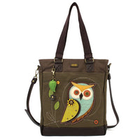CHALA Work Tote Owl - Enchanted Memories, Custom Engraving & Unique Gifts