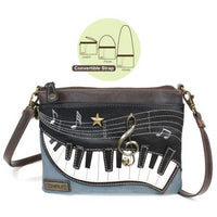 CHALA Mini Crossbody Piano - Enchanted Memories, Custom Engraving & Unique Gifts
