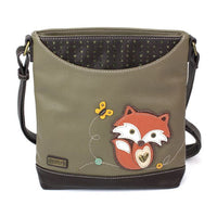 CHALA Sweet Messenger Fox - Enchanted Memories, Custom Engraving & Unique Gifts
