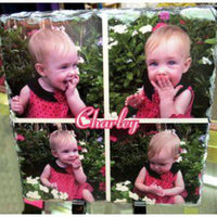Personalized Photo Slate Plaques - Enchanted Memories, Custom Engraving & Unique Gifts