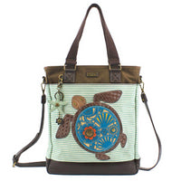 CHALA Work Tote Sea Turtle - Enchanted Memories, Custom Engraving & Unique Gifts