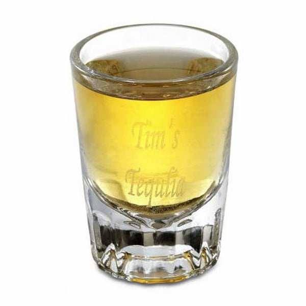 Engraved Shot Glasses