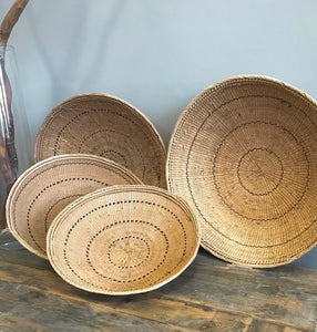 Yanomami Gathering Baskets