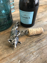 Load image into Gallery viewer, Fox Corkscrew Bottle Opener