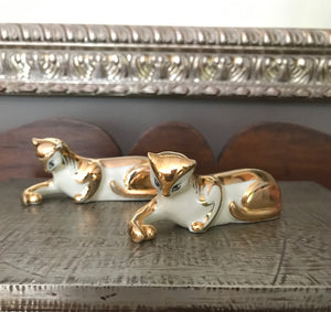 Art Deco Animal Limoges