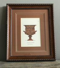 Load image into Gallery viewer, Vintage Framed Architectural Prints