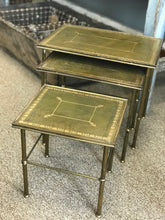 Load image into Gallery viewer, Vintage Nesting Tables