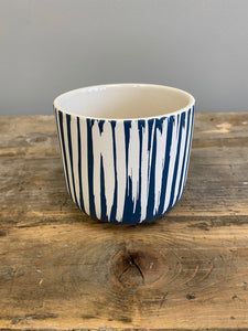 Brushstroke Vessel