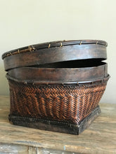 Load image into Gallery viewer, Woven Rattan Storage Basket