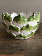 Load image into Gallery viewer, Vintage Artichoke Bowl