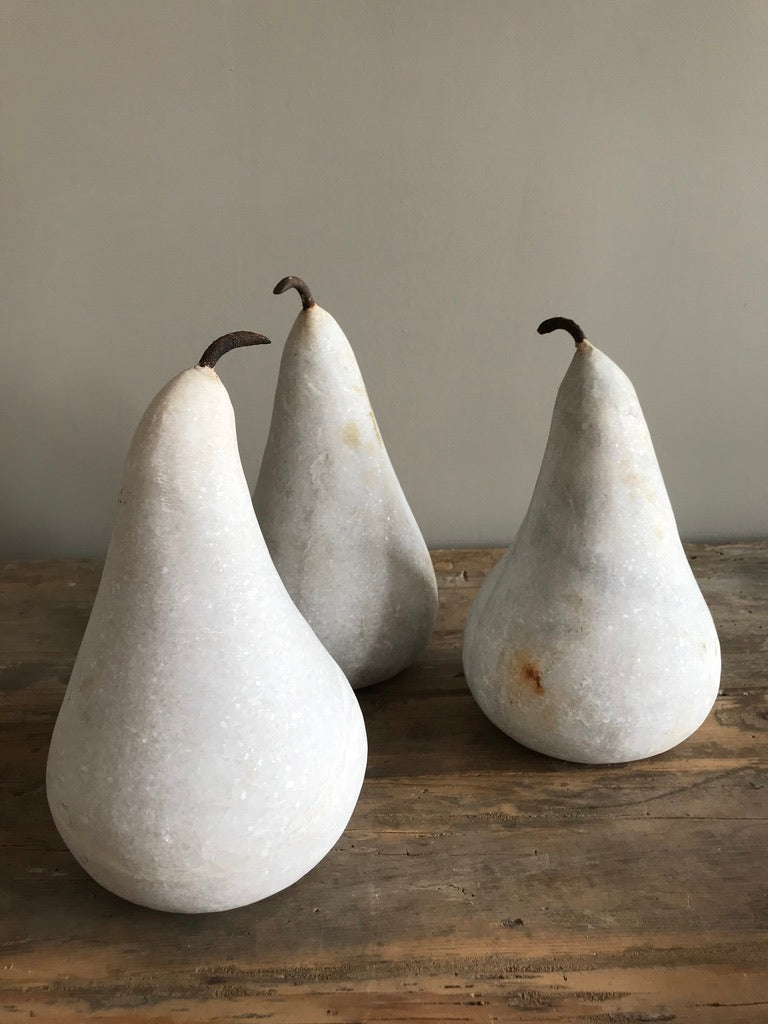 Alabaster Pears