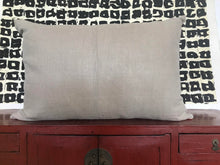 Load image into Gallery viewer, Vintage Asian Textile Pillow #1