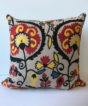 Load image into Gallery viewer, Carnival Throw Pillow