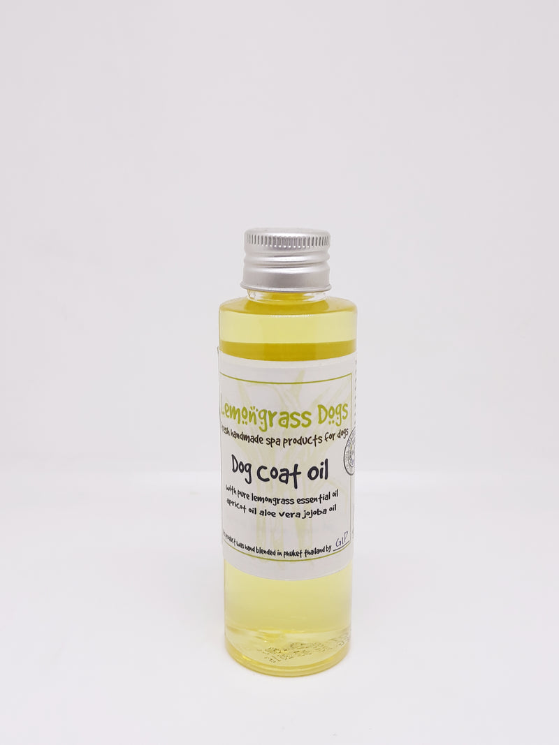 Dog Coat Oil