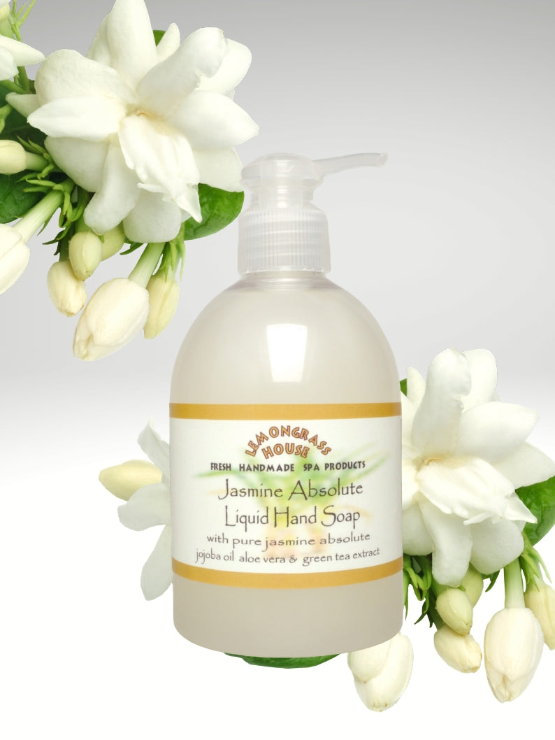 Jasmine Absolute Liquid Hand Soap