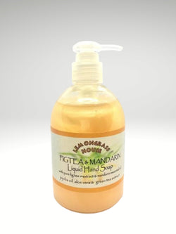 Fig Tea & Mandarin Liquid Hand Soap