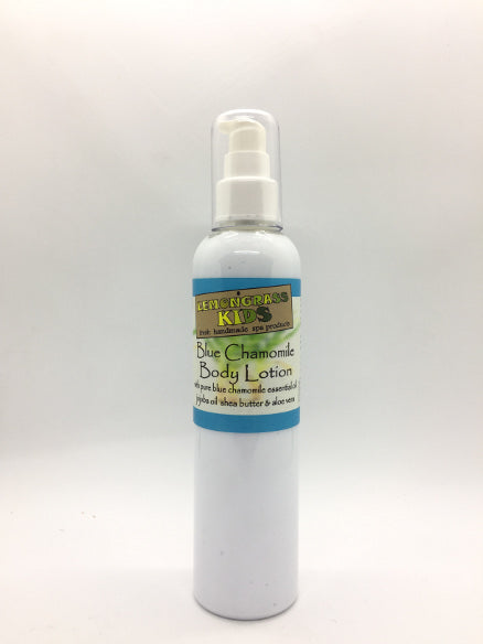 Blue Chamomile Kids Body Lotion