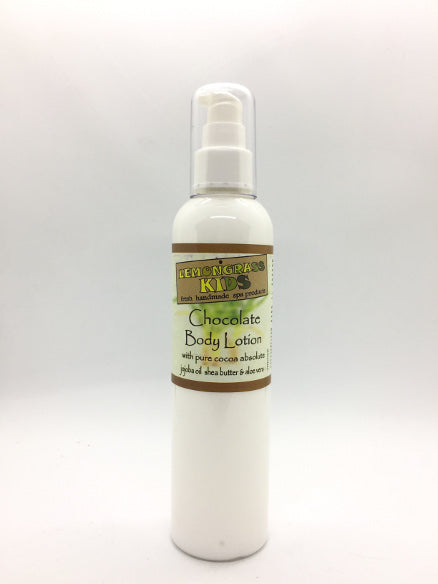 Chocolate Kids Body Lotion