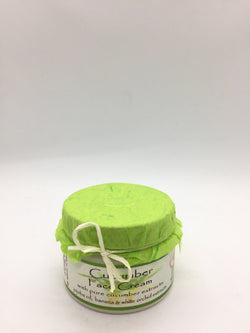 Cucumber Face Cream