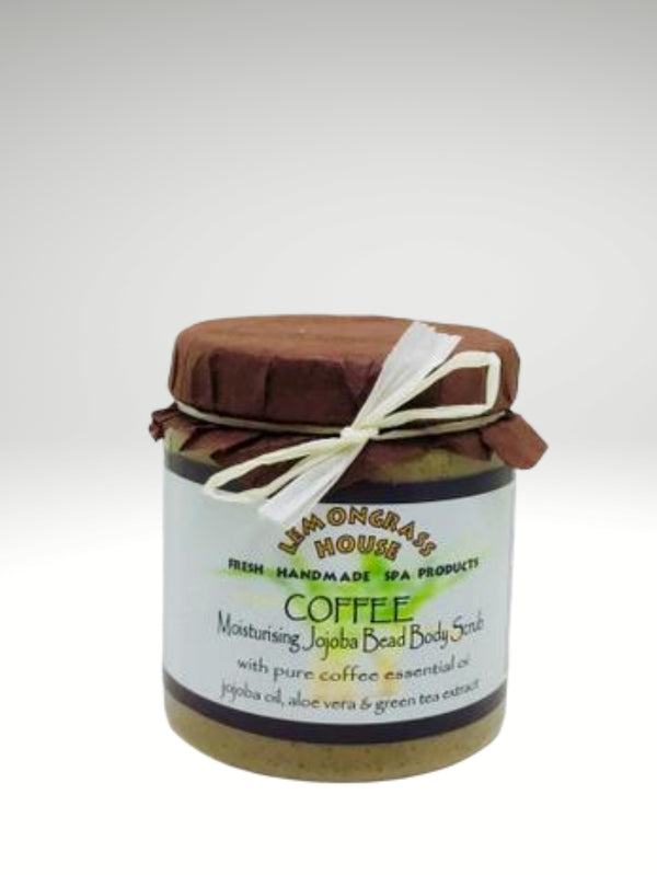 Coffee Jojoba Bead Body Scrub
