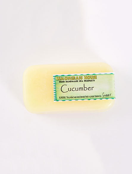 Cucumber Handmade Soap Bar