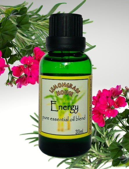 Energy Pure Essential Oil Blend