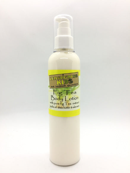 Fig Tea Kids Body Lotion
