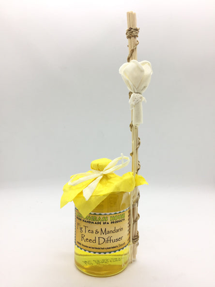 Fig Tea & Mandarin Reed Diffuser