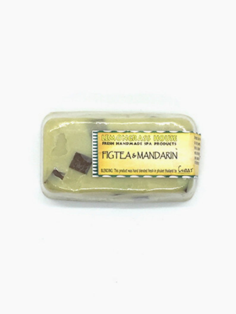 Fig Tea & Mandarin Handmade Soap Bar