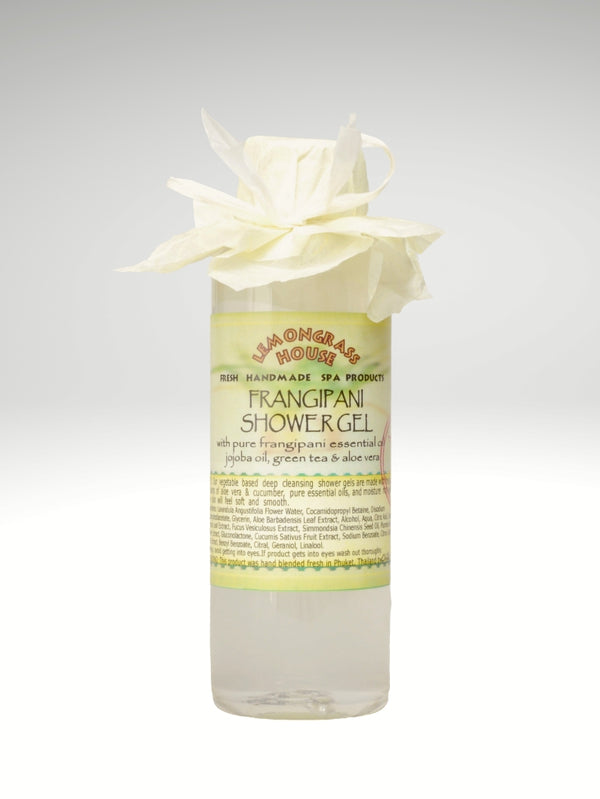Frangipani Shower Gel