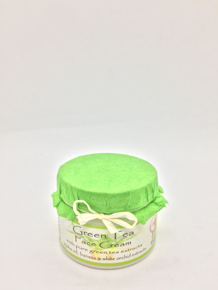 Green Tea Face Cream