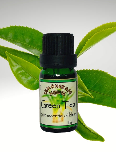 Green Tea Pure Essential Oil