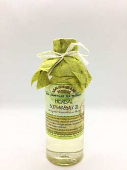Herbal Body & Massage Oil