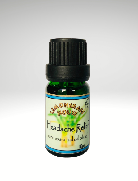Headache Relief Pure Essential Oil Blend
