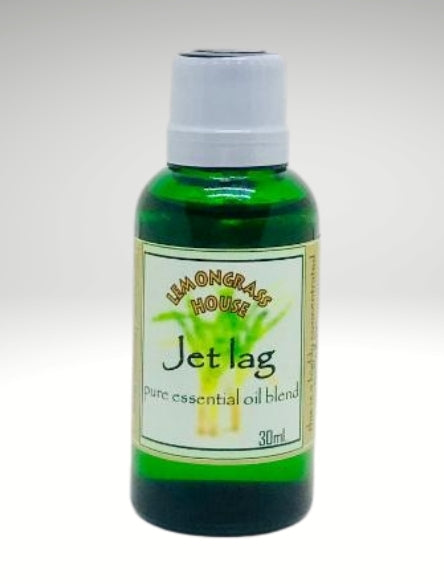 Jet Lag Pure Essential Oil Blend