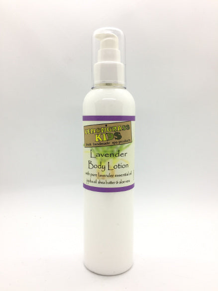 Lavender Kids Body Lotion